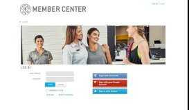 Log In - Gold's Gym Member Center