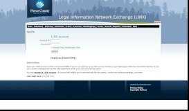 Log On - LINX