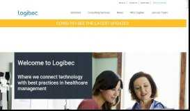 Logibec - Where healthcare performs