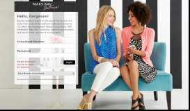 Login - Mary Kay InTouch