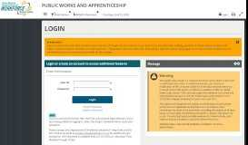 Login - New Mexico Department of Workforce Solutions > Home