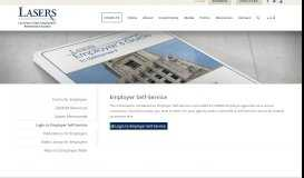 Login to Employer Self-Service – LASERS