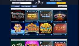 Lucky VIP Casino Online Slots and Casino Games
