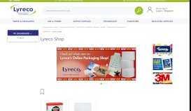 Lyreco Shop - Lyreco UK