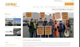 Members - Laborers' International Union of North America