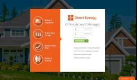 MyAccount: Login To Your Account - Direct Energy