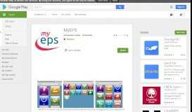 MyEPS - Apps on Google Play