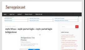 myhr bfusa - myhr portal login - myhr portal login bridgestone