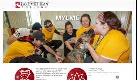 MyLMC | Lake Michigan College