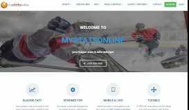 MyStatsOnline FREE Hockey Stats Manager