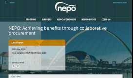 NEPO Portal