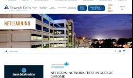 NetLearning | Visalia Health System - Kaweah Delta