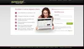 Numericable - Client - Mobile