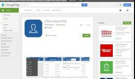 Office Depot ESS - Apps on Google Play
