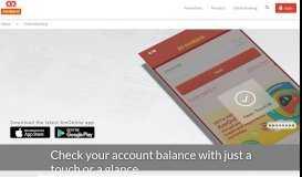Online Banking | AmBank