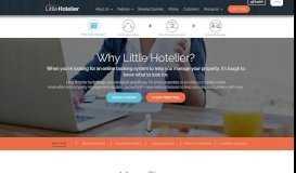 Online Booking System - Little Hotelier