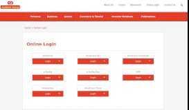 Online Login | AmBank Group Malaysia