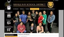 Parents-Students - Cassville R-IV School District