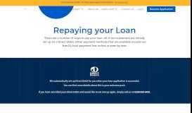 Paying back your loan | Likely Loans