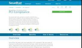 PCI Compliance | SecureTrust, a Trustwave division