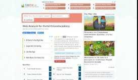 Portal Provostacademy : Welcome