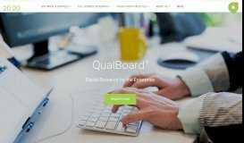 QualBoard Features | 2020 Research