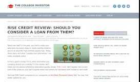 RISE Credit Review: Should You Consider a Loan from Them?