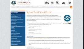 School Tool Parent Portal » Liverpool Central School District