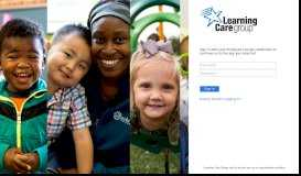 Sign In - Learning Care Group