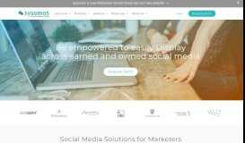 Sysomos | Social Media Management and Analytics Software