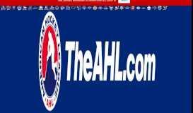 The American Hockey League: TheAHL.com