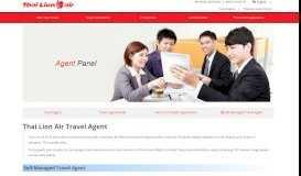 Travel Agent - Thai Lion Air