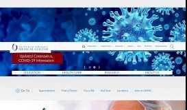 University of Mississippi Medical Center: UMMC Home