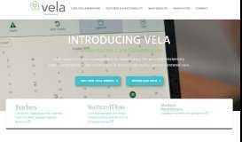 Vela: Care Collaboration Platform