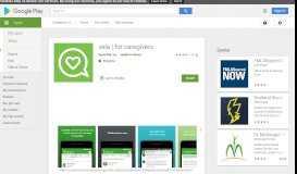 vela   for caregivers - Apps on Google Play