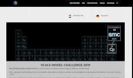 Vendor Portal ENG | Scale Model Challenge