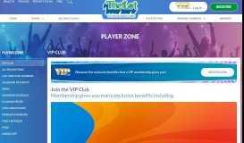 VIP Club - Rhode Island Lottery