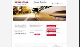 Welcome to Added Benefits - Your Benefits Portal