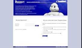 Welcome to Michelin B2B Portal
