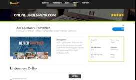 Welcome to Online.lindenmeyr.com - Lindenmeyr Online