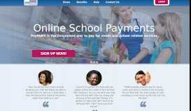 Welcome To PayPAMS.com