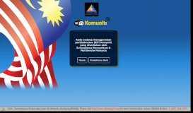 WiFi Komuniti Hotspot > login