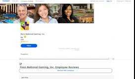 Working at Penn National Gaming, Inc.: Employee Reviews ...