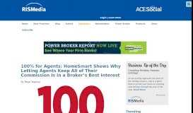 100% for Agents: HomeSmart Shows Why Letting Agents Keep All of ...