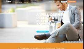 A Complete Real Estate Platform | Real Estate Marketplace Software