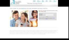 A1 Healthcare Member Portal - Wellness Plan of America