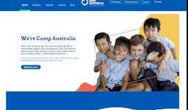 About - Camp Australia
