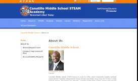 About Us - Canutillo Middle School