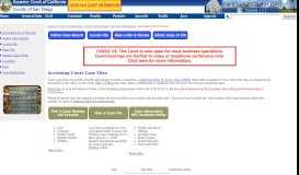 Accessing Court Records - San Diego Superior Court
