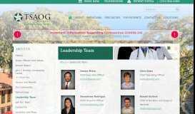 Administrative Staff   The San Antonio Orthopaedic Group